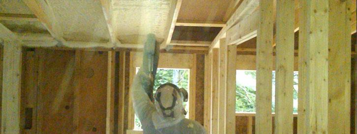 Advanced Spray Foam | Breathable Home | Augusta, ME