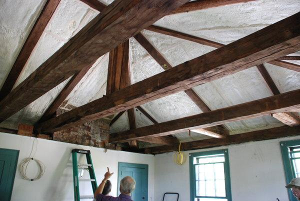 Spray Foam Insulation The Breathable Home