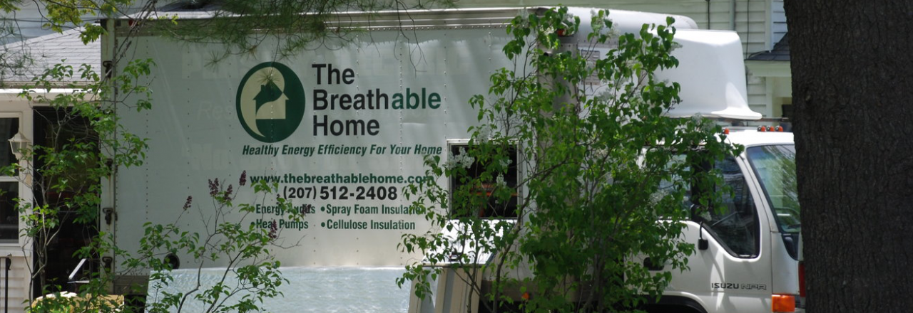 The Breathable Home | Improving Home Energy Efficiency | Central Maine